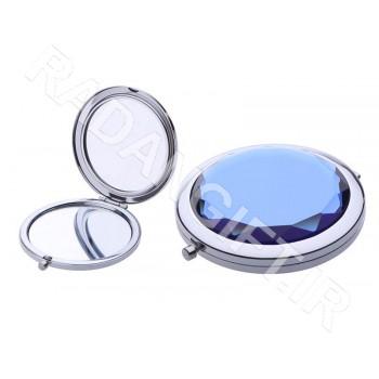 آینه کریستالی طرح الماس گرد ASHIK MIRROR P117