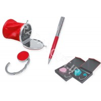 ست هدیه مدیریتی تبلیغاتی آینه دار ASHIK P310