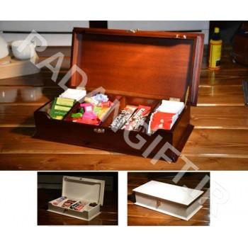 جعبه پذیرایی چوبی لوکس RECEPTION BOX W130