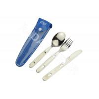 ست قاشق و چنگال و چاقو سفری تبلیغاتی T5 ابزارالات