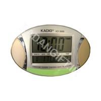 ساعت رومیزی و دیواری تبلیغاتی کادیو KADIO KD-3805