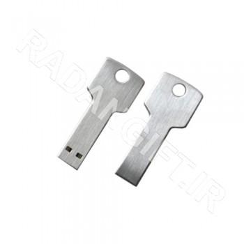 فلش مموری فلزی کلیدی آشیک  64 گیگ KEY D43