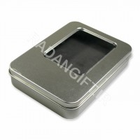 جعبه پلاستیکی شفاف مگنت دار فلش مموری FLASH MEMORY BOX X15