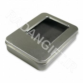 جعبه فلزی فلش مموری X1
