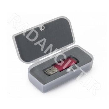 جعبه پلاستیکی شفاف فلش مموری FLASH MEMORY BOX X24