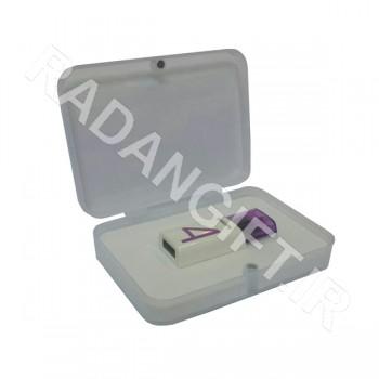 جعبه پلاستیکی شفاف فلش مموری تبلیغاتی FLASH MEMORY BOX X23