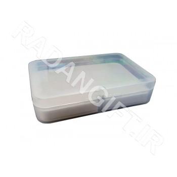 جعبه پلاستیکی شفاف مگنت دار فلش مموری FLASH MEMORY BOX X16