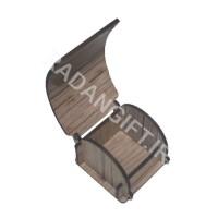 جعبه چوبی فلش مموری X10