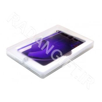 جعبه پلاستیکی شفاف فلش مموری کارتی PLASTIC FLASH CARD MEMORY DRIVE BOX X14