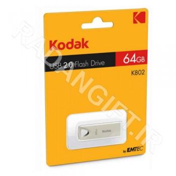 فلش مموری تبلیغاتی کداک 8 گیگ  KODAK K802