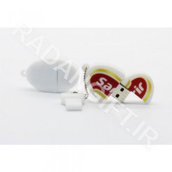 فلش مموری اختصاصی پلاستیکی  PVC SPECIAL USB DRIVE T616 8gb