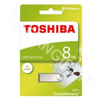 فلش مموری کلیدی توشیبا 8 گیگ TOSHIBA OWAHRI U401