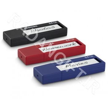 فلش مموری تبلیغاتی توشیبا 8 گیگ  TOSHIBA DAICHI U302  USB3