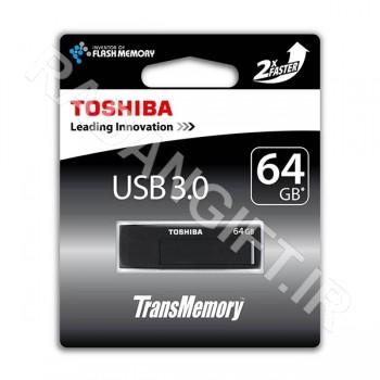 فلش مموری توشیبا 8 گیگ  TOSHIBA DAICHI U302  USB3