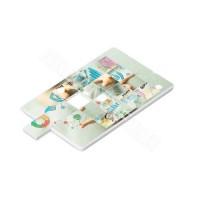 فلش مموری کارتی پازلی 16 گیگ T617
