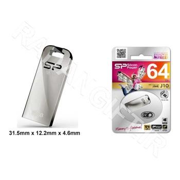 فلش مموری سیلیکون پاور 16 گیگ جوئل SILICON POWER J10 USB3
