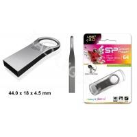 فلش مموری کلیدی سیلیکون پاور 16 گیگ جوئل SILICON POWER J80 USB3