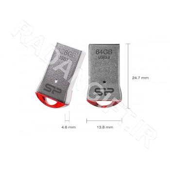 فلش مموری سیلیکون پاور 32 گیگ جوئل SILICON POWER USB3 J01