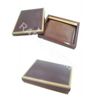 جعبه مقوایی کیف پول جیبی ASHIK WALLET BOX B401