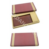 جعبه مقوایی کیف پول ASHIK WALLET BOX B403
