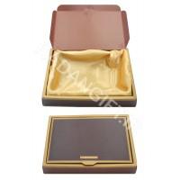 جعبه مقوایی کیف پاسپورتی ASHIK CLUTCH HAND BAG BOX B404