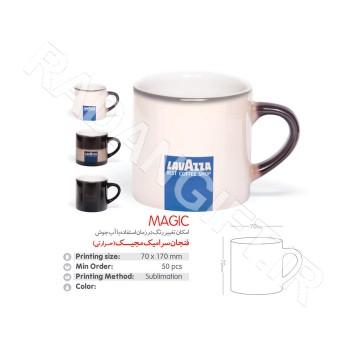 فنجان سرامیکی حرارتی M60
