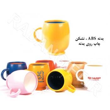 لیوان و ماگ تبلیغاتی پلاستیکی M2 لیوان و ماگ و فلاسک