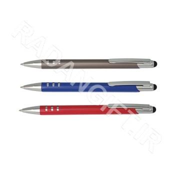 خودکار تاچ دار فلزی تبلیغاتی پورتوک 106 PORTOK  نوشت افزار