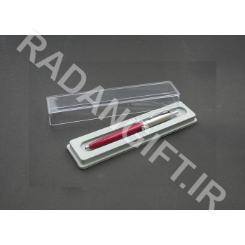 جعبه خودکار طلقی پلاستیکی PEN BOX 303