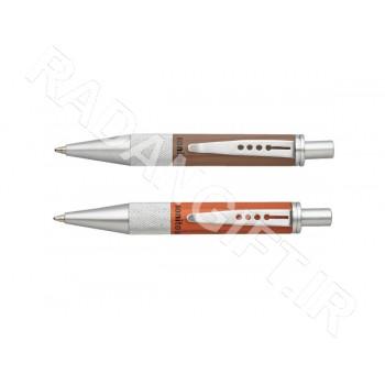 خودکار کوتاه چوبی فانتزی فلزی سونیتو SONITO 363