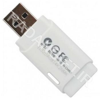 فلش مموری تبلیغاتی توشیبا 16 گیگ  TOSHIBA HAYABUSA USB3 U301 فلش مموری